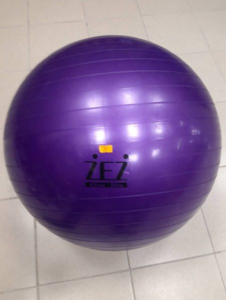 Мяч гимнастический ZEZ
