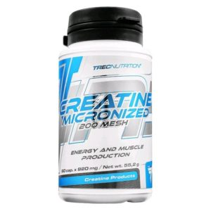 TRECNUTRITION CREATINE MICRONIZED CAPS 60 капсул