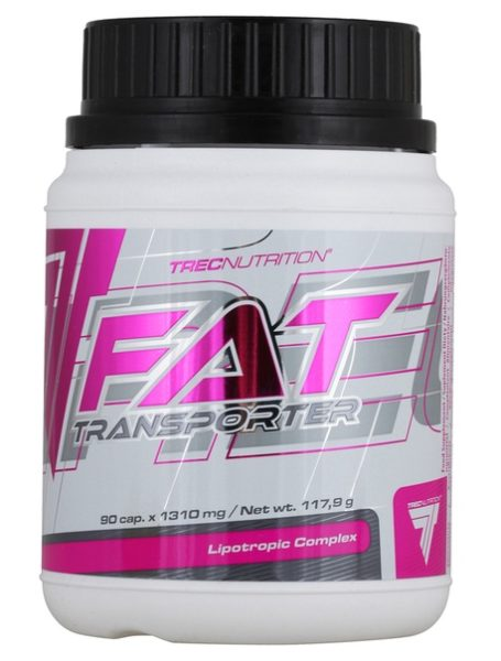 TRECNUTRITION FAT TRANSPORTER 90 капсул