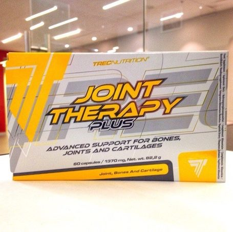 TRECNUTRITION JOINT THERAPY PLUS 60 капсул