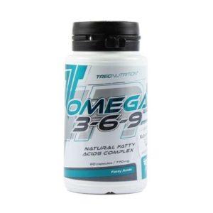 TRECNUTRITION OMEGA 3-6-9 60 капсул