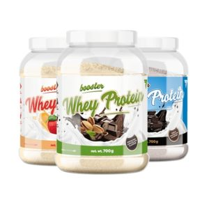 BOOSTER WHEY PROTEIN 700г