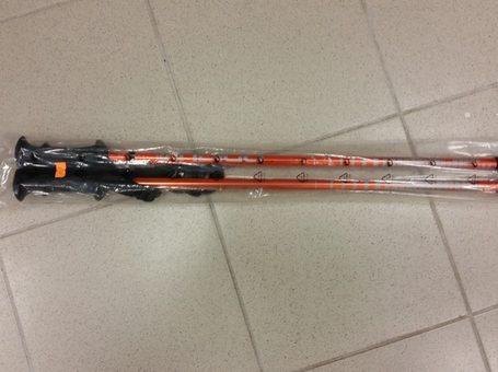 Палки для скандинавской ходьбы телескопические INDIGO
