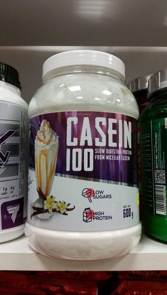 CASEIN 100 ОТ TREC NUTRITION