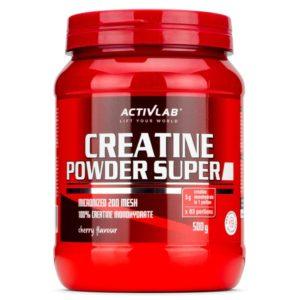 Activlab Creatine Powder Super 500г