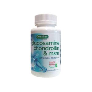 Комплекс Glucosamine Chondroitin & MSM Quamtrax