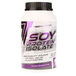 TREC NUTRITION SOY PROTEIN ISOLATE 650г