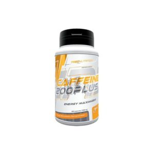 Trec Nutrition- Caffeine 200 plus 60кап