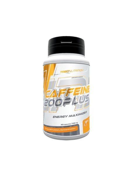 Trec Nutrition- Caffeine 200 plus 60кап