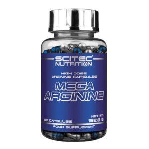 Mega Arginine 90caps