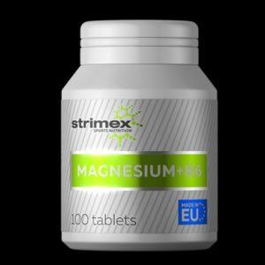 Strimex MAGNESIUM+B6 100 tablets
