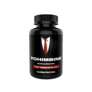RavNutrition Yohimbine 100 tab.