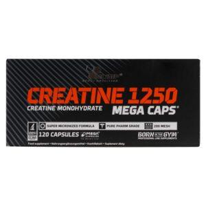 OLIMP CREATINE 1250 MEGA CAPS (120 капс.)