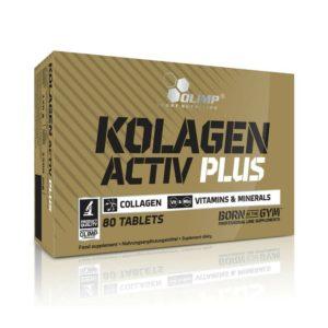 OLIMP KOLAGEN ACTIV PLUS (80 табл.)