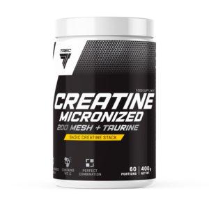 Trec Nutrition Creatine Micronized 200 mesh + Taurine (400 гр.)