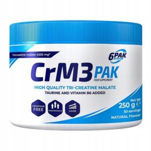 6PAK NUTRITION CRM3 PAK 250g.